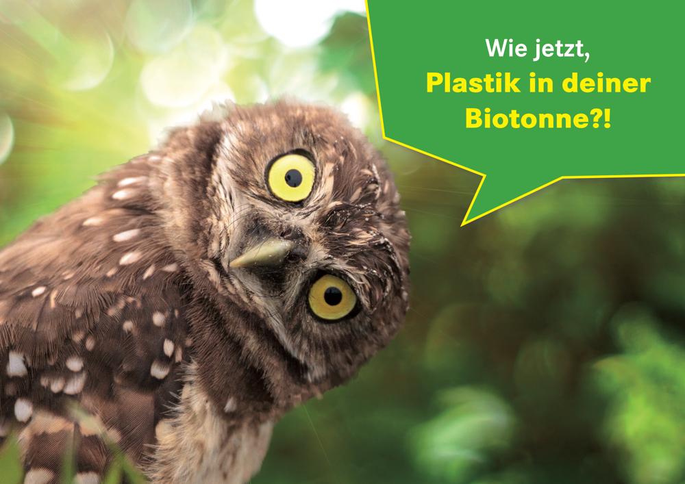 Wenn Plastik gefährlich wird!